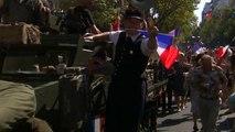 Paris fête la Libération 75 ans après