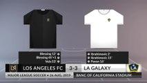 Match Review: Los Angeles FC vs LA Galaxy on 26/08/2019