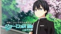 """""""Ore wo Suki nano wa Omae dake ka yo"""" anime PV"""