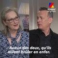 FAST & CURIOUS - Meryl Streep / Tom Hanks