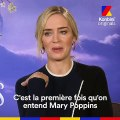 INSIDE MARY POPPINS x Emily Blunt