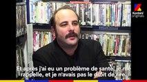 Vidéo club avec Vincent Macaigne