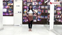 Belly Dance _ Learn belly dance posture and isolation _ learn belly dancing basic  _ Preeti