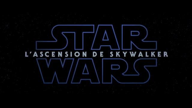 Star Wars :  L'Ascension de Skywalker - Nouvelles images du D23 VOST