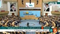 روحاني يعبر عن تأييده للمحادثات وسط انتقادات للقاءات ظريف على هامش قمة السبع