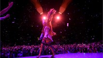 Ariana Grande Overwhelmed Returning To Manchester