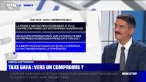 La France et les États-Unis proches d'un compromis sur la taxe Gafa