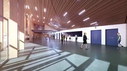 L'Arena Futuroscope, temple de la culture et du sport