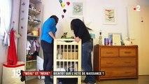"""PMA pour toutes : les deux mères mentionnées comme """"mère"""" et mère sur l'acte de naissance"""