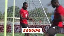 Renato Sanches a participé à son premier entraînement - Foot - L1 - Lille
