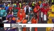 Ça chante et ça danse au carnaval de Notting Hill