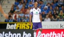 Vincent Kompany ne pourra pas coacher du banc lors d'Anderlecht-Standard