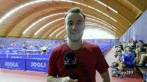 Euro 2019 : Simon Gauzy vous donne RDV à Nantes !
