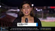 FC Dallas Dominates Houston Dynamo