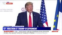 """Donald Trump: """"Ce G7 a été une grande réussite"""""""