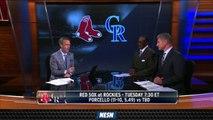 Red Sox Vs. Rockies Series Preview