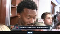 Demaryius Thomas On Patriots: 'I'm Just Trying To Fit In'