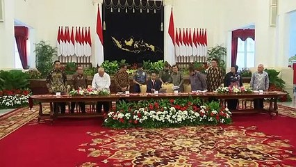 Indonesia moves capital city from Jakarta