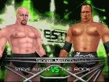 WWF No Mercy Invasion Mod Matches Jacqueline vs Ivory