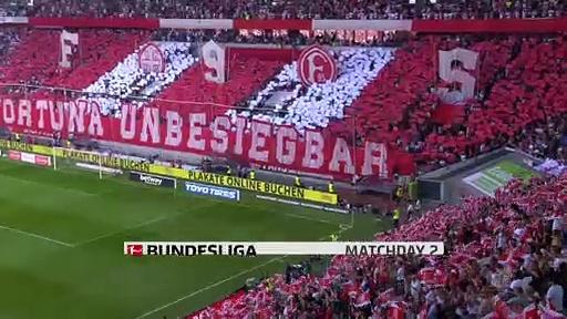 2. Hafta / Fortuna Düsseldorf - Bayer Leverkusen: 1-3 (Özeti)