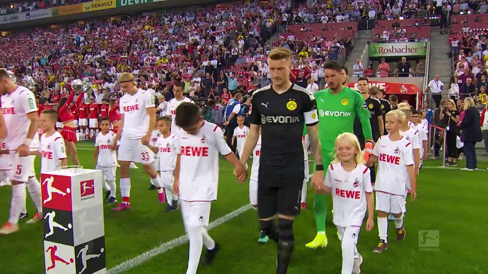 2. Hafta / Köln - Borussia Dortmund: 1-3 (Özet)