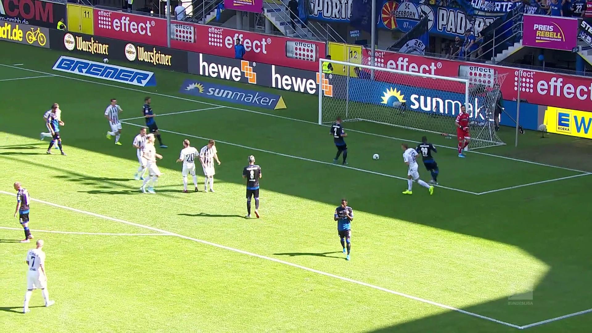 2. Hafta / Paderborn - Freiburg: 1-3 (Özet)