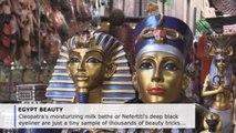 Nefertiti, Cleopatra's beauty secrets enjoy resurgence