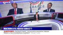 Emmanuel Macron a-t-il réussi son G7 ?
