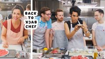 The Try Guys Try to Keep Up with a Professional Chef