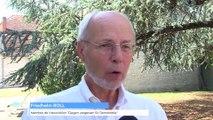 Le journal -_26/08/2019 -  75 ans du massacre de Maillé : rencontre franco-allemande