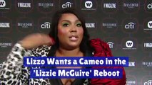 Lizzo Wants a Cameo in the 'Lizzie McGuire' Reboot