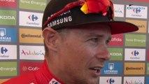 "Tour d'Espagne 2019 - Nicolas Roche : ""I'm really proud of Sam Bennett"""