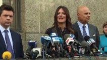 Juicio de Harvey Weinstein aplazado hasta enero por nuevas acusaciones