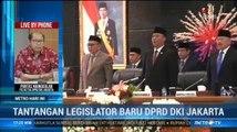 Pemilihan Wagub DKI Masih Tunggu Pimpinan DPRD DKI Definitif