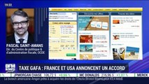 Taxe GAFA: France et USA annoncent un accord - 26/08