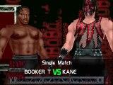 WWF No Mercy Invasion Mod Matches Chris Benoit vs Kurt Angle
