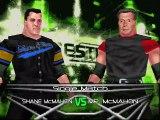 WWF No Mercy Invasion Mod Matches Shane Mcmahon vs Vince Mcmahon