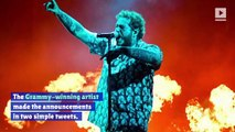 Post Malone Announces New Album Title and Release Date