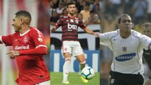 Maiores artilheiros estrangeiros da história do Brasileirão