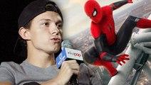 Tom Holland Breaks Silence On Spiderman Leaving MCU