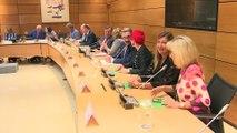 Carcedo se reúne con consejeros autonómicos para abordar el brote de listeriosis