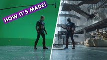 Marvel Studios' Avengers: Endgame — Making the Cap vs. Cap fight-