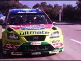 ES 14 rallye monté carlo 2008