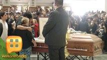 ¡Monterrey rinde homenaje a Celso Piña! Su esposa e hija agradecen tanto cariño.| Ventaneando