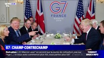 G7: les images qui vous ont (peut-être) échappées