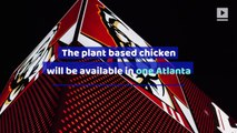 KFC Is Doing a Test Run of Beyond Meat Chicken