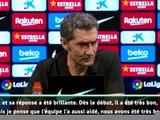 """2ème j. - Valverde : """"Griezmann a été très bon"""""""