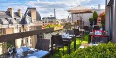 Brunch Restaurant Le W - Brunch du W (Paris) - OuBruncher