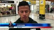 Jordan Rezabala viajó a México a integrarse a Xolos de Tijuana
