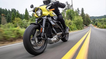 Harley Releases Full Specs For 2020 LiveWire